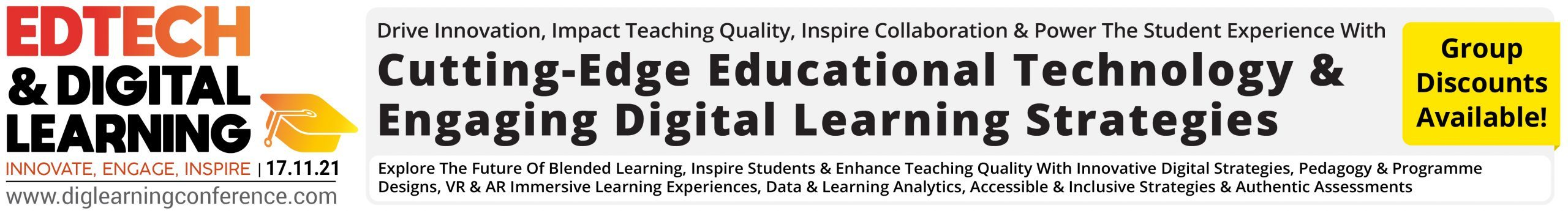 EdTech & Digital Learning Conference